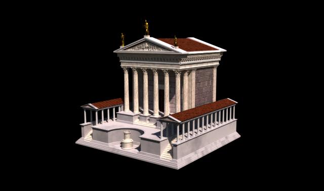 Tempio di Cesare